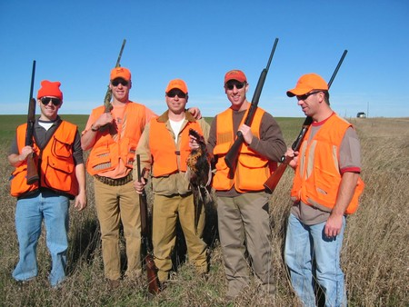 2008 South Dakota Pheasant Hunting Outlook Forecast - August