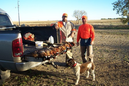 2008 South Dakota Pheasant Hunting Outlook Forecast - March