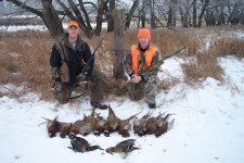 South Dakota Pheasant Forecast