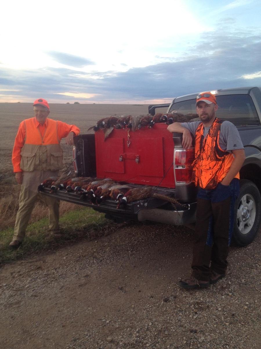 Uguide Unguided South Dakota Pheasant Hunting Report Week 1